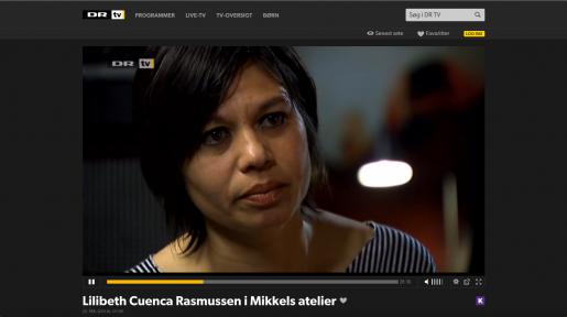 Lilibeth Cuenca i Mikkels Atelier