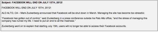 facebookshuttingdown