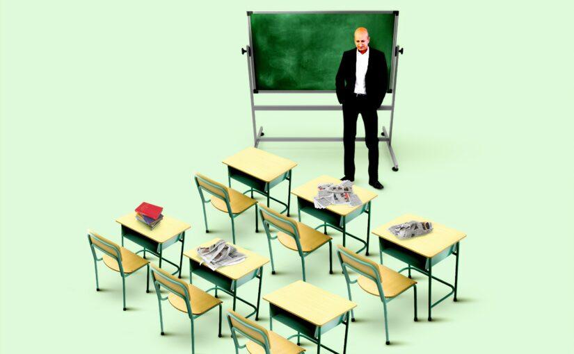 Skolevægring