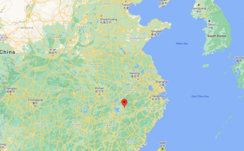 Alt handler ikke om Wuhan