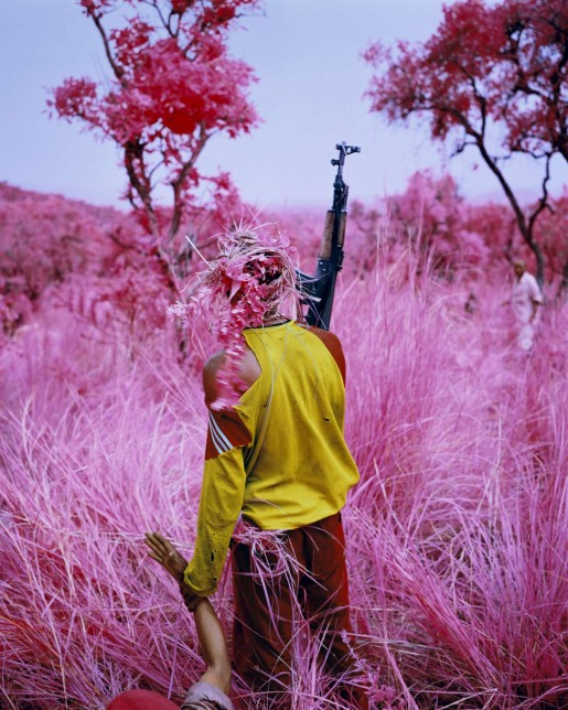 Richard Mosse: Drag, 2012  Digital c-print ©Richard Mosse. Courtesy of the Artist, Jack Shainman Gallery & carlier ǀ gebauer