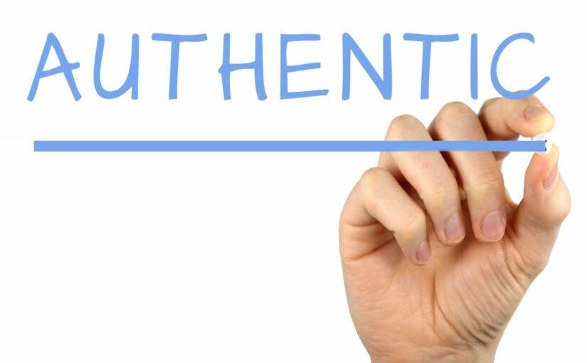 Er du autentisk?