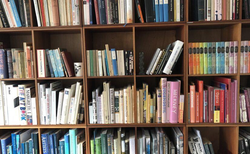 Hvor har du dine bøger?